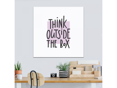 Think outsilde the box